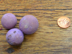 Ball Fruit - Lavender