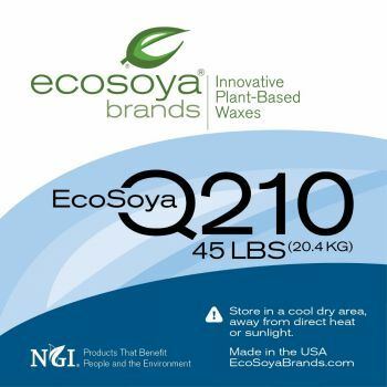 EcoSoya Q210 Soy Blend Candle Wax