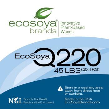 EcoSoya Q220 Soy Blend Candle Wax