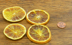 Orange Slices - Dried