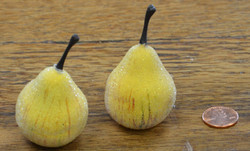 Sugar Pear - Yellow - Synthetic - Small