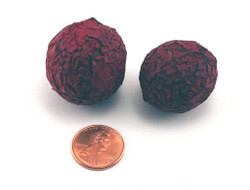 Wrinkle Balls - Red
