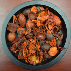 Orange and Brown Potpourri Blend