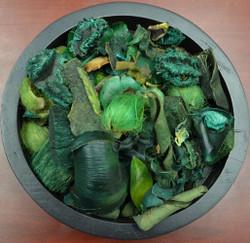 Dark Green Potpourri Blend