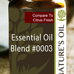 Essential Oil Blend #0003