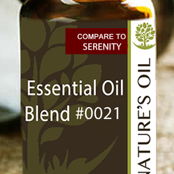 Essential Oil Blend #0021
