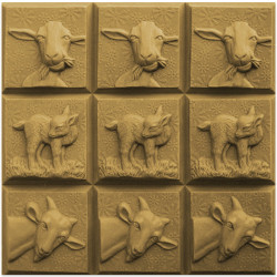 Tray-3 Goats Soap Mold