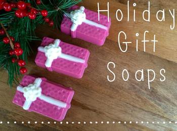 Holiday Gift Soap Recipe Kit