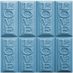 Tray Love Soap Mold