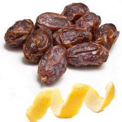 Fiji Dates & Lemon Peel Fragrance Oil