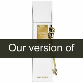 "Justin Bieber ""The Key"" Fragrance Oil"