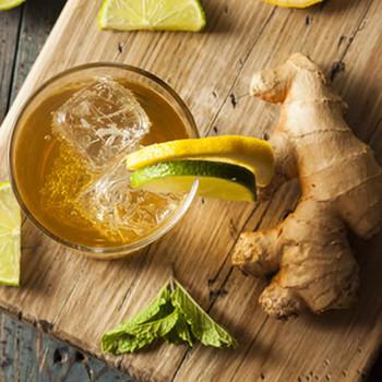 Ginger & Lime Fragrance Oil