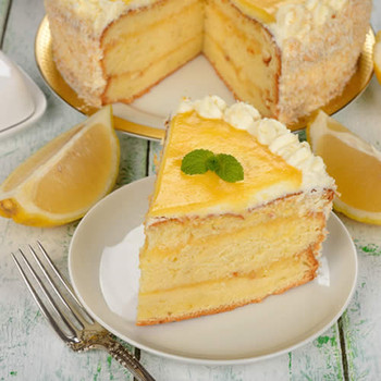 Lemon Tea Cake Fragrance Oil
