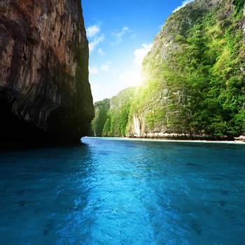 Mountain Meets the Ocean Fragrance Oil