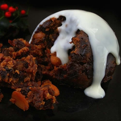Spicy Plum Pudding Fragrance Oil
