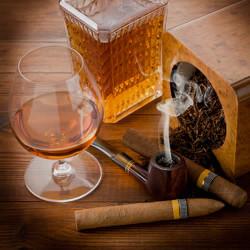 Tobacco & Rum PF Fragrance Oil