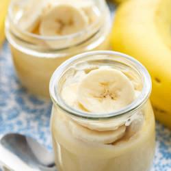 Pure Banana Cream Flavor Sizes