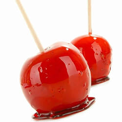 Pure Candy Apple Flavor Sizes