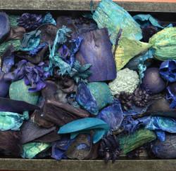 Blue Potpourri Blend