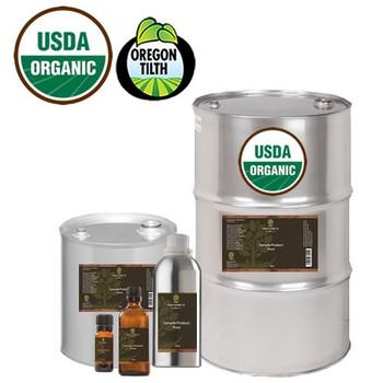 Certified Organic Lemongrass Essential Oil