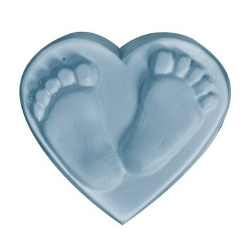 Baby Feet Soap Mold