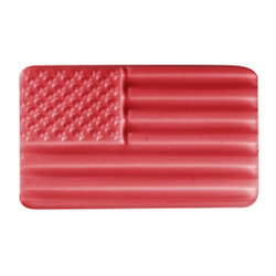 American Flag Soap Mold