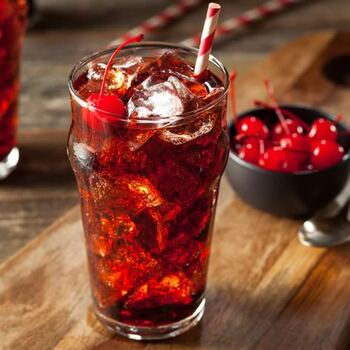 Pure Cherry Flavor Sizes