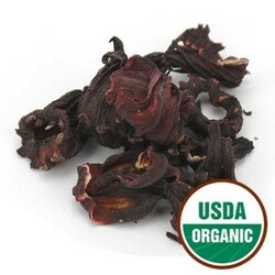 HIbiscus Flowers - Organic