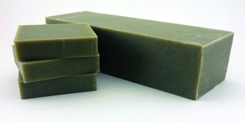 Bamboo Mud Soap Loaf