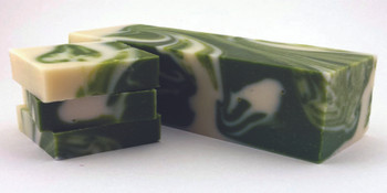 Cucumber Melon Soap Loaf