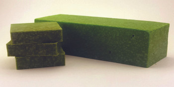 Green Tea Verbena Scrub Soap Loaf