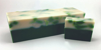 Kaffir Lime Soap Loaf