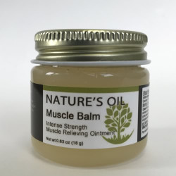 Compare to Tiger Balm Muscle Balm