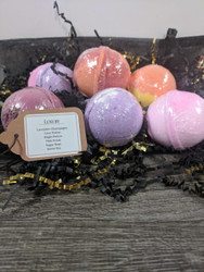 Luxury Bath Bomb Assortment