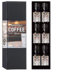 Coffee Shop Fragrance Oil Collection