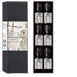Fresh and Clean Fragrance Oil Collection