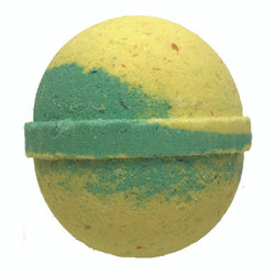 Large 5 oz Banana Kiwi Bath Bomb