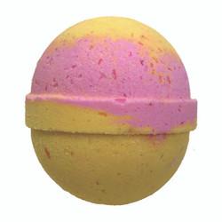 Large 5 oz Raspberry Lemonade Bath Bomb