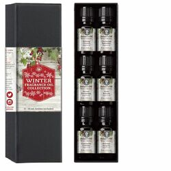 Winter Fragrance Oil Collection