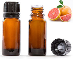 10ml Grapefruit (Pink) Essential Oil Ready to Label