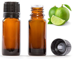 10ml Lime Essential Oil Ready to Label
