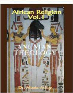 African Religion Vol 1 - Dr. Muata Ashby