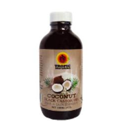 Coconut Black Castor Oil Hair & Skin Therapy