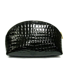 Black Toiletry Pouch