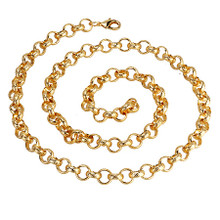 Circular Linx Necklace