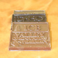 Custom Logo Chocolate Bar