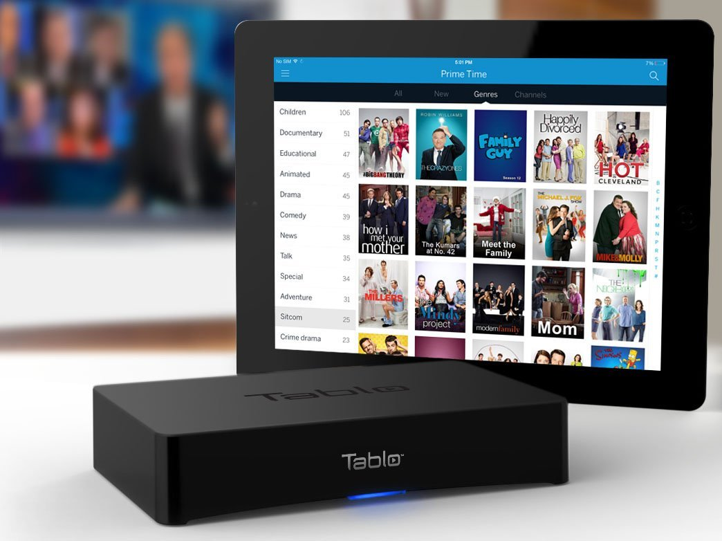 Tablo 4 Tuner DVR for Cord Cutters