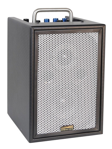 sunburst gear m1r3 compact portable all in one rechargeable battery powered pa speaker system. Black Bedroom Furniture Sets. Home Design Ideas