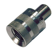 Holland G-PF-59 Precision Push-on F Adapter High Quality Quick Disconnect