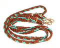 Design Your Own!  Customized Braided Rein
